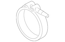 Genuine GM Exhaust Pipe Clamp 97354769