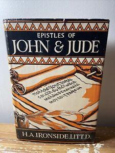 Epistles of John & Jude by H. A. Ironside