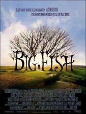 Affiche 40x60cm BIG FISH (2004)Tim Burton - Ewan Mcgregor, Albert Finney TBE