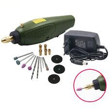 12V DC Grinder Tool Mini dremel drill Electric Grinding Set for Milling Polishin