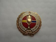 CLASSIC VINTAGE ARSENAL LEAGUE CHAMPIONS 1990/91 FOOTBALL PIN BADGE