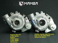 MAMBA GTX Turbo FIT TOYOTA 2KD-FTV 19T 2.5L Hiace Hilux +45% flow 17201-30120