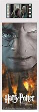HARRY POTTER Deathly Hallows 2 Plastic Laminated 2011 MOVIE FILM CELL BOOKMARK