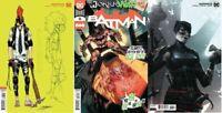 Batman #96 Main Mattina 1:25 Clownhunter Jiminez Variant DC 1st Print 2020 NM