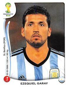 stickers Panini coupe du monde Brésil 2014 - N° 416
