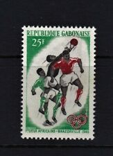 Gabon Republic Postage Stamps 1965 The 1st African Games - Brazzaville MNH (1v).