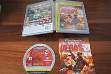RAINBOW SIX VEGAS 2         ----- SUR  PS3  // EP-UK