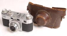 Clarus MS-35 Rangefinder Camera w/Wollensak 50mm F2.8 - Nice and Works Well