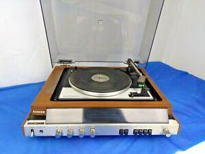 Vintage Sony HMP-40 Music Centre with Garrard SP25 MkIV Turntable & Tuner