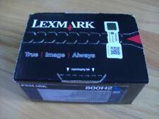 GENUINE LEXMARK HIGH-YIELD CYAN TONER 800H2 80C0H20 CX410 CX510 FACTORY SEALED