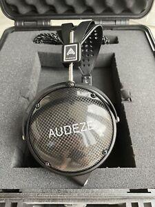 Audeze LCD-XC Carbon Planar Magnetic Audiophile Closed Back Headphones