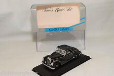 . MINICHAMPS MERCEDES BENZ 300S 300 S COUPE 1951-1955 BLACK MINT BOXED