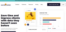SOCIALINSIDER Social Media Analytics (+ track your competition) LIFETIME