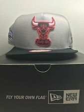 New Era MLB 9fifty Chicago Bulls  SnapBack Baseball Holiday Cap L  1 Free Post