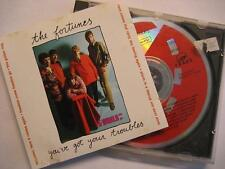 """FORTUNES """"YOU'VE GOT YOUR TROUBLES"""" - CD"""