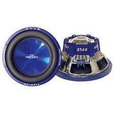 Pyle PLBW104 PL-BW104 Blue Wave Woofer - 1 Pack PYLE 10IN 1000W HP SUB