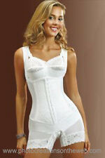 ARDYSS BODY MAGIC - SHAPERS INSTANT TUMMY TUCK,LIFTS,SUPPORT BACK~WHITE RET.$250