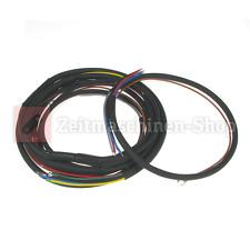 Kabelbaum für TRIUMPH TWN BDG 250 250 H 125 SL (mit farbigen Schaltplan)