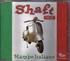 Shaft-Mambo Italiano cd maxi single incl video
