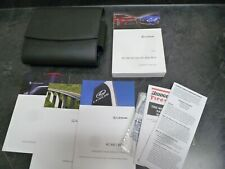 2016 Lexus RC RC350 RC300 RC200t RCF Coupe Owner Owner's Manual User Guide Set