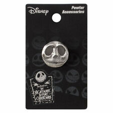 Disney Nightmare Before Christmas NEW *Jack Skellington Lapel Pin * Pewter Charm