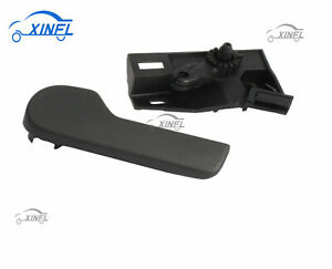 Black Hood Latch Handle & Bracket For VW Jetta MK5 Golf MK5 6 Passat B6 7 CC