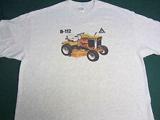 ALLIS CHALMERS B112 Garden Tractor tee shirt