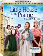 Little House On The Prairie: Season 5 Collection (2015, REGION 1 DVD New)
