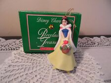 Disney Characters Grolier Collection Porcelain Treasures Snow White Ornament