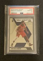 2019-20 Mosaic NBA Debut Zion Williamson PSA 10 HOT PACK *Please Read* SEE PICS
