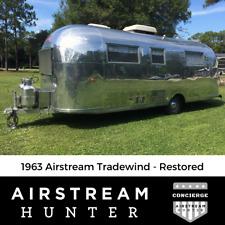 1963 Airstream Tradewind - Quality Restoration - Below Certified Appraisal