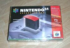Nintendo 64 Expansion Pack N64 Red RARE VINTAGE Video Game