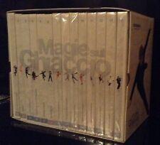 Cofanetto 14 dvd MAGIE SUL GHIACCIO pattinaggio KOSTNER PLUSHENKO