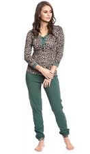 Neu 💚 Vive Maria 💚 Green Lily Girl Leo Pyjama Schlafanzug XS/S/L/XL/XXL