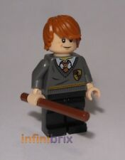 Lego Ron Weasley from set 4738 Hagrid's Hut Harry Potter Minifigure NEW hp112