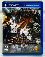 Soul Sacrifice - PS Vita - Brand New   Factory Sealed