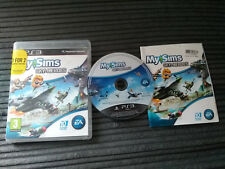 SONY PLAYSTATION 3 PS3 MY SIMS SKY HEROES COMPLETE VERY GOOD CONDITION R2