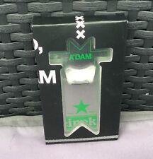 BNIB Heineken Experience bottle opener