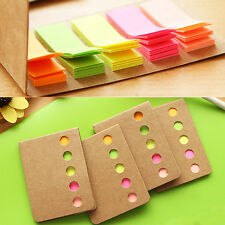 1pcs N Times Stickers Sticky Notes Bookmarks Memo Pads Office School Supplies CN