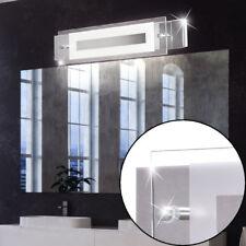 DESIGN LED faretto da parete lampada bagno specchio naturale illuminazione bordo