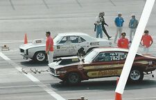 "1970s Drag Racing-Bill Jenkins' ""Grumpy's Toy VI"" vs D. Droke's ""MR ROLLBAR"""