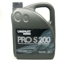 CLEARANCE Unipart 5W30 A5 B5 Engine Oil Semi Synthetic 5 Litre - PROS200 - 5L