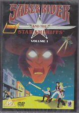 Saber Rider and the Star Sheriffs Volume 1 UK R2 DVD