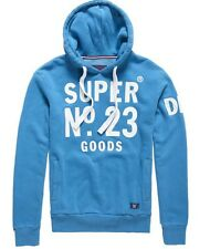 superdry mens heritage beach hood..size large....rrp £52