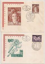 2 COVERS AUTRICHE AUSTRIA L664