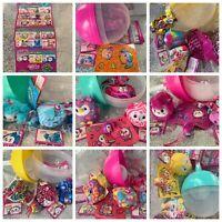 Season 1 Pikmi Pops Pop Scented Plush(2), lanyard, mini plastic charm, stickers