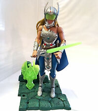 SHE-RA GALACTIC PROTECTOR • 100% COMPLETE • MASTERS OF THE UNIVERSE CLASSICS