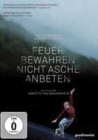 DOKUMENTATION-FEUER BEWAHREN-NICHT ASCHE ANBETEN Prof.Dr.Sabine Rollberg DVD NEU