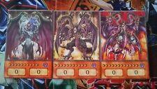 YUGIOH Orica/anime style Yubel Terrore, incarnazione U. della estrema incubo