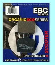 EBC SFA266 Pastillas De Freno Trasero para GILERA Nexus 500/SP 2003 a 2012
